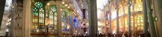 #pano #la #sagradafamilia #sagrada #familia #love #inside #barcelona #gaudi #construction #church #travel #photography #city