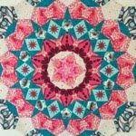 Wunderschönes Muster. Vielleicht als Bild?