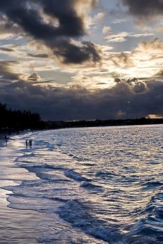 Turks and Caicos....I would give my left testicle to be there right now. Calgon, take me away!