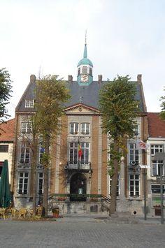 Stadhuis Maaseik