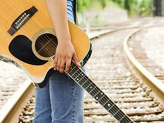 country music & the railroad tracks