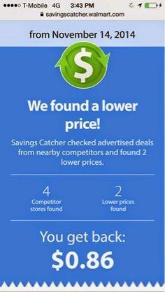 Muestras Gratis PR: Savings Catcher