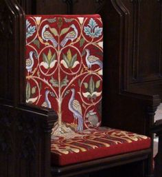 Needlepoint-National Cathedral, Washington DC | Dmcthread's Blog