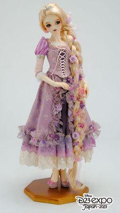 Volks x Disney Rapunzel