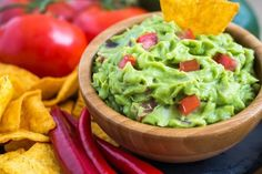 3 Rezepte für Guacamole die du lieben wirst