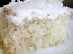 Coconut Cream Pie Cake Recipe