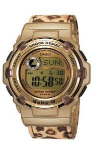 Want it! Casio Women's Baby-G Watch BG3000V-5, (sport watch, watches, casio baby-g, casio baby-g watch, womens sport watches, water resistant, water-resistant, atomic watch, baby g, casio baby g watch)