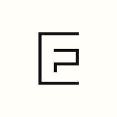 EP Monogram by Richard Baird. (Available). #logo #branding #design                                                                                                                                                                                 More