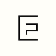 EP Monogram by Richard Baird. (Available). #logo #branding #design
