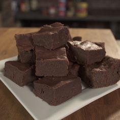 How to make Miso Brownies.