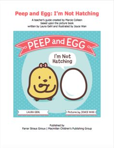Peep and Egg Teachers Guide