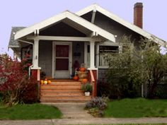 small craftsman house