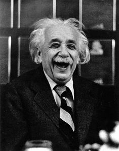 Einstein at a luncheon with 100 men who each donated $25,000 to the Albert Einstein College of Medicine, 1953. Photograph by Ruth Orkin