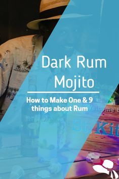 Want to know how to make a delicious Dark Rum Mojito? And find out other things you may not have known about St Kitts Rum and St Kitts in general #darkrummojito#stkittsrum#stkittsthingstodo#tropicalrumdrinks#stkittsfood