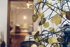 Restaurant Liza Paris : 14 rue de la banque 75002 - Paris. Cuisine libanaise moderne et légère. Photos Vanessa Pouzet