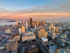San Francisco #San #Francisco #SanFrancisco #USA #California #Kalifornien #America #Travel #Resa #Storstad #Skyscrapers #Skyskrapor #City