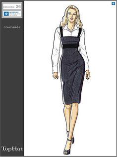 concierge uniform - Google Search