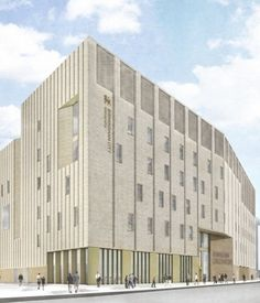 Plans for the first newly-built Conservatoire in the UK for a generation have been submitted to Birmingham City planners.