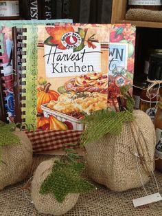 Gooseberry fall cookbooks