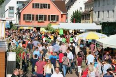 Bähnlesfest 2014 #Tettnang #Bodensee #UnserBodensee