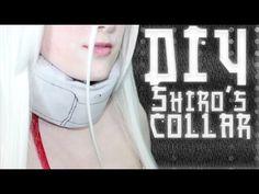 SHIRO'S COLLAR | Deadman Wonderland | Cosplay Build DIY
