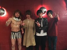 [Alexandros]川上洋平2015/11/5 本日はWelcome![Alexandros] presents 『パート別座談会スペシャル』の収録でした!放送は12/4(金)、放送をお楽しみに! Faith, Loyalty, Believe, Religion