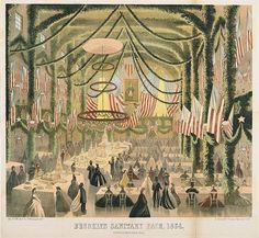"""Brooklyn Sanitary Fair, 1864."""