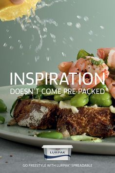 Ad of the Day: Cooks Cut Loose in Lurpak's Sizzling New Food Porn   Adweek
