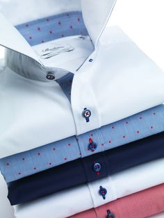 Stenstrom is one of the best dress shirt makers. Well worth the investment.