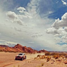 Less than half the cars that entered the 2015 Dakar Rally finished. MINI finished first.