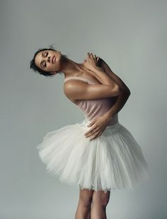 Misty Copeland for Vanity Fair photographed by Patrick Frase