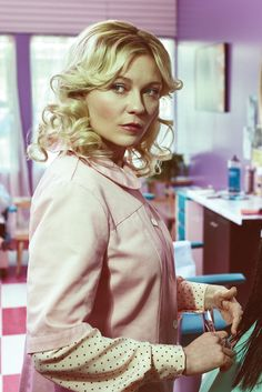 Kirsten Dunst had the all-time best diet to prepare for her role on 'Fargo'