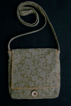 Lori makes wonderful purses and totes from repurposed t-shirts and died fabric.
