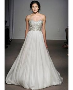Gorgeous ballgown from one of our designers Anna Maier