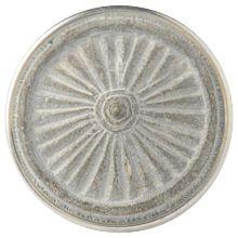 ashoka - Dit teken is afkomstig van de pilaren van Koning Ashoka, die ook staan afgebeeld op de vlag van India. Ashoka staat voor vrij van zorgen, leed en verdriet.