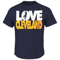 192ce4a58 Cleveland Cavaliers Mens T-Shirts