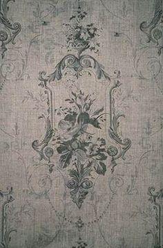 LaurieAnna's Vintage Home French Wallpaper, Victorian Wallpaper, Antique Wallpaper, Metallic Wallpaper, Modern Wallpaper, Wallpaper Iphone Cute, Room Wallpaper, Farmhouse Wallpaper, Vintage Floral Fabric