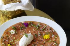 Wolfgang Puck at Hotel Bel-Air_House Cured Smoked Salmon