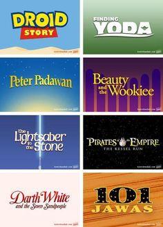 New Disney Star Wars Movies