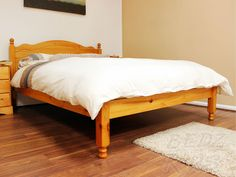 Roma Super King Size Bed .