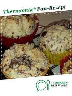 Nutella Muffins - göttlich! von Coco234. Ein Thermomix ® Rezept aus der Kategorie Backen süß auf www.rezeptwelt.de, der Thermomix ® Community.