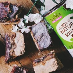 Vegan Millionaire's Shortbread - Natvia.com