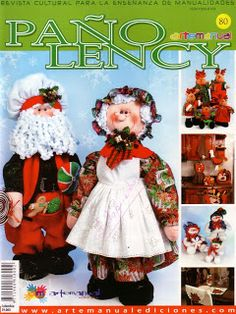 1000 images about revistas de todo on pinterest for Navidad manualidades 2016