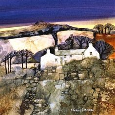 """Rock Cottage"" by Michael Morgan"