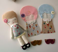 camilla and friends by Gingermelon, via Flickr