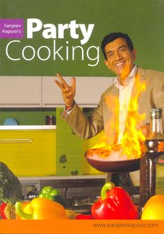 Sanjeev Kapoor knows that the guests at a party can be demanding. This is where Sanjeev Kapoor's Party Cooking comes in handy with suggestions of Indian and international dishes.