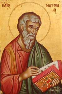 The story of who replaced Judas Iscariot among the 12 apostles