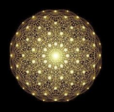 In Sacred Geometry, the shape of Christ Consciousness (or sometimes it is called Christ Grid) is made from a combination of several geometric shapes, the dodecahedron . Zentangle, Cosmic Consciousness, Flower Of Life, Sacred Art, Fractal Art, Geometric Shapes, Geometric Symbols, Geometric Designs, Sacred Geometry