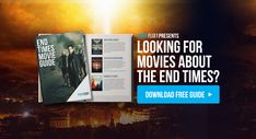 The End Times Movie Guide will walk you through today's most popular Christian movies about the end of days. The End, End Of The World, Movie Guide, Christian Movies, Pure Products, Times
