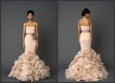 Vera Wang #wedding dresses